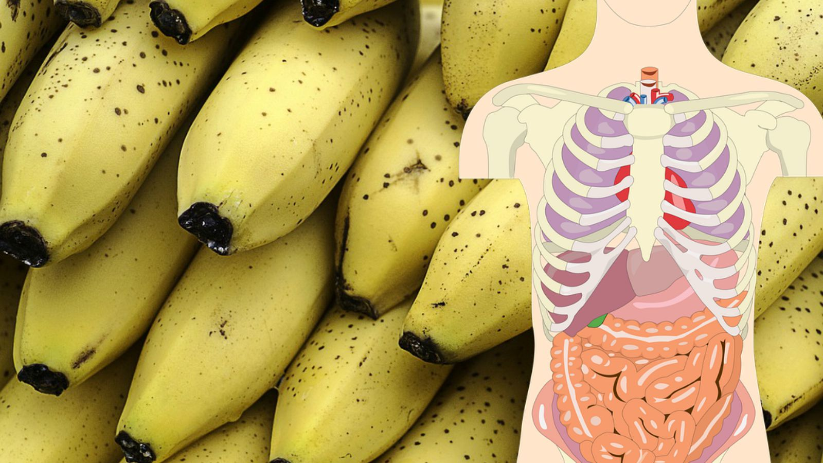 9 Surprising Health Benefits of Eating Overripe Bananas.