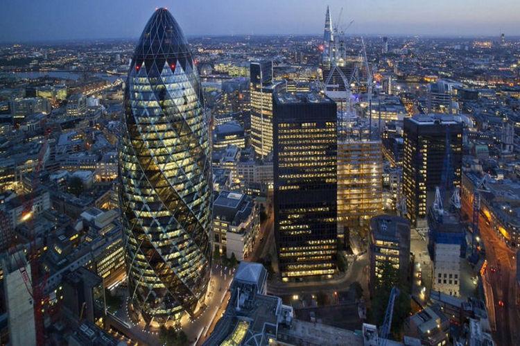 Top 25 Travel Destinations 2016 - London,United Kingdom.