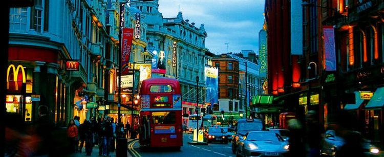Top 25 Travel Destinations 2016 - London,United Kingdom 03.
