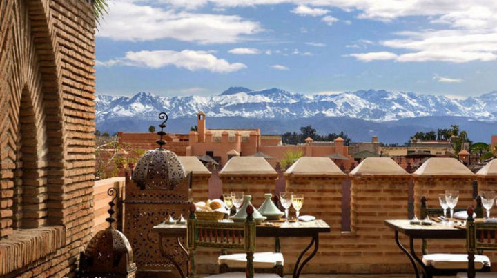 Top 25 Travel Destinations 2016 - Marrakech, Morocco 02.