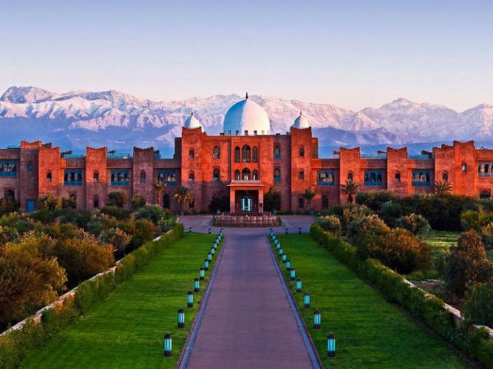 Top 25 Travel Destinations 2019 - Marrakech, Morocco 03.