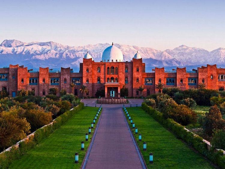 Top 25 Travel Destinations 2016 - Marrakech, Morocco 03.