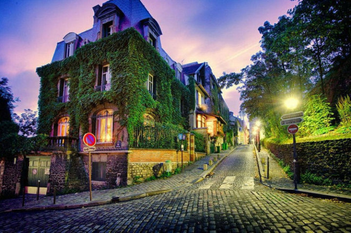 Top 25 Travel Destinations 2016 - Paris, France 03.