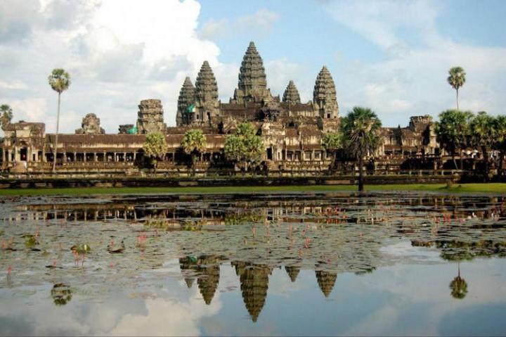 Best Holiday Destinations 2019: Siem Reap, Cambodia.