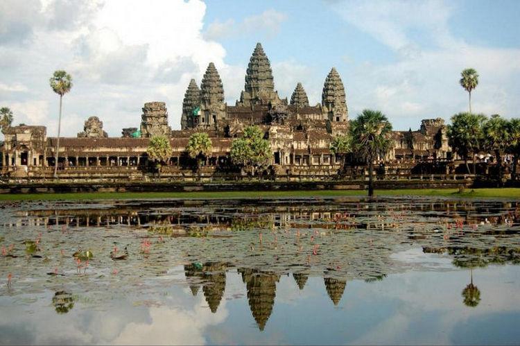 Top 25 Travel Destinations 2016 - Siem Reap, Cambodia.
