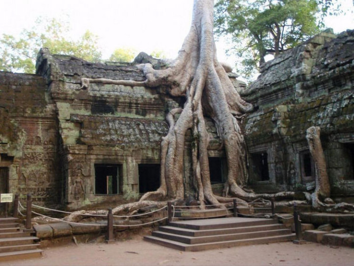 Top 25 Travel Destinations 2016 - Siem Reap, Cambodia 02.