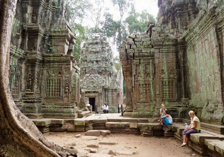Top 25 Travel Destinations 2016 - Siem Reap, Cambodia 03.