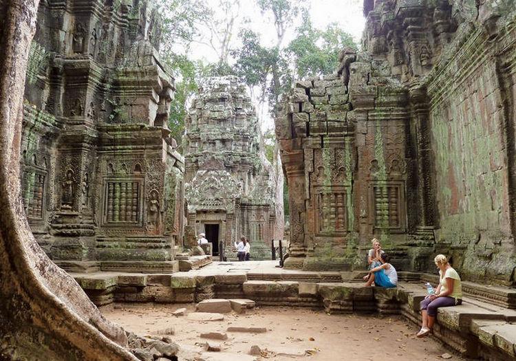 Top 25 Travel Destinations 2016 - Siem Reap, Cambodia 03.