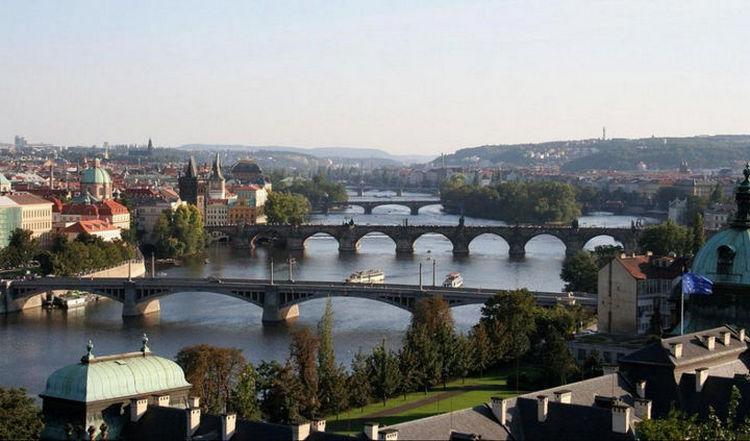 Top 25 Travel Destinations 2016 - Prague, Czech Republic.