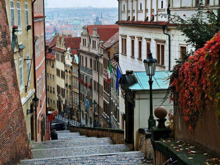 Top 25 Travel Destinations 2016 - Prague, Czech Republic 02.