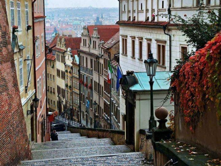 Best Holiday Destinations 2019: Prague, Czech Republic 02.