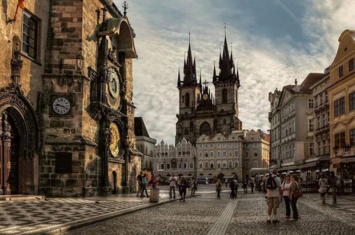 Best Holiday Destinations 2019: Prague, Czech Republic 03.