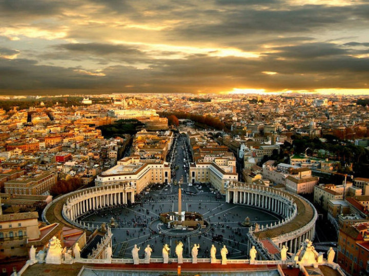 Top 25 Travel Destinations 2019: Rome, Italy.