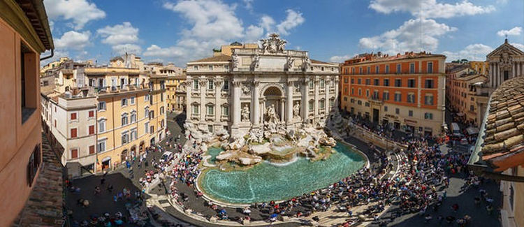 Top 25 Travel Destinations 2016 - Rome, Italy 02.
