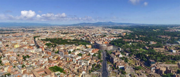 Top 25 Travel Destinations 2019: Rome, Italy 03.