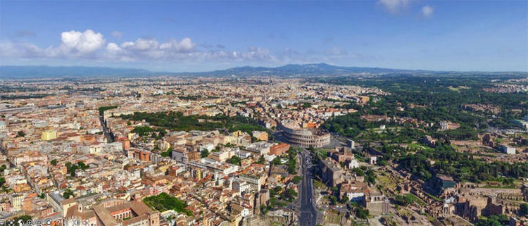 Top 25 Travel Destinations 2016 - Rome, Italy 03.
