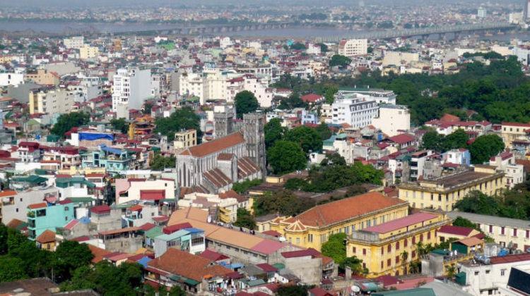 Top 25 Travel Destinations 2016 - Hanoi, Vietnam.