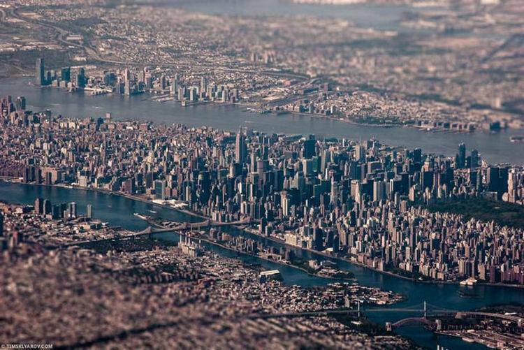 Top 25 Travel Destinations 2016 - New York City, USA.