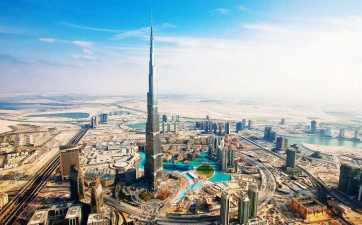 Top 25 Travel Destinations 2016 - Dubai, United Arab Emirates 02.