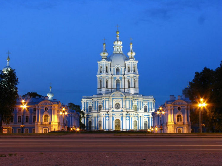 Top 25 Travel Destinations 2016 - St. Petersburg, Russia 03.