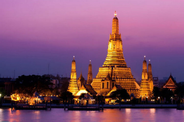 Top 25 Travel Destinations 2016 - Bangkok, Thailand 02.