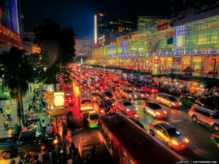 Top 25 Travel Destinations 2016 - Bangkok, Thailand 03.