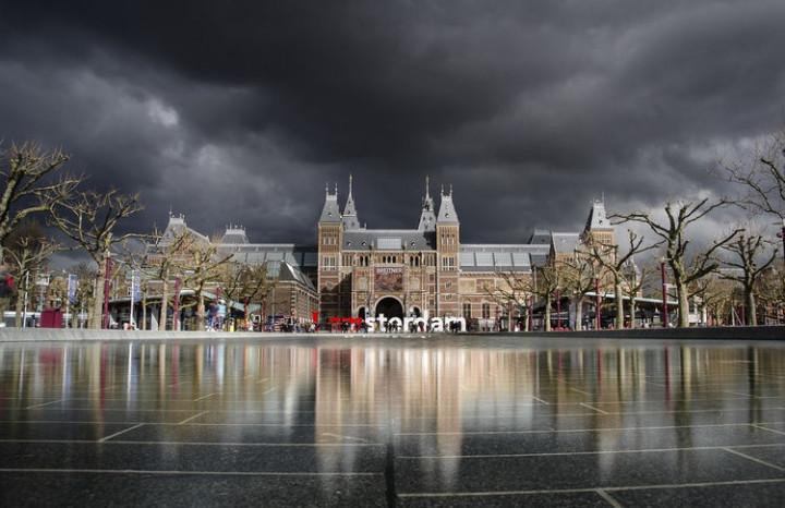 Top 25 Travel Destinations 2016 - Amsterdam, The Netherlands.