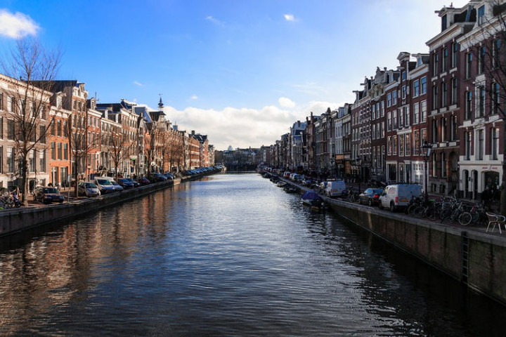 Top 25 Travel Destinations 2016 - Amsterdam, The Netherlands 02.