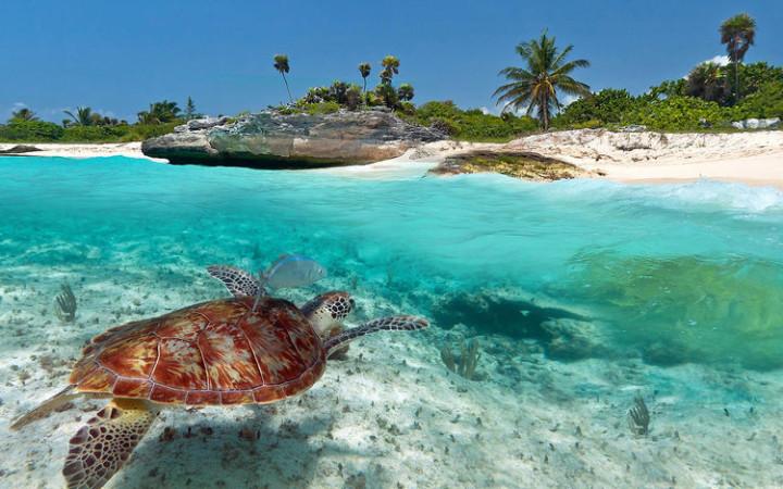 Best Holiday Destinations 2019: Playa del Carmen, Mexico 03.