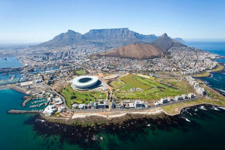 Top 25 Travel Destinations 2016 - Cape Town, South Africa.
