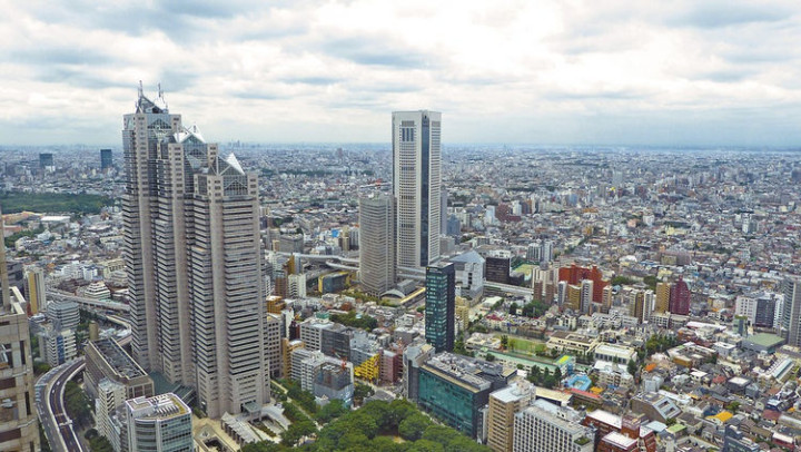 Top 25 Travel Destinations 2016 - Tokyo, Japan 02.