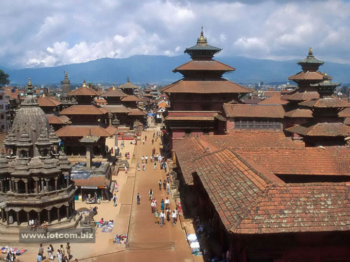 Top 25 Travel Destinations 2016 - Kathmandu, Nepal.