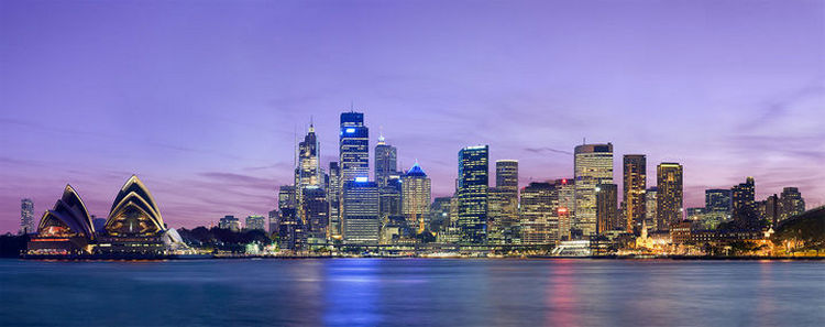 Top 25 Travel Destinations 2016 - Sydney, Australia.