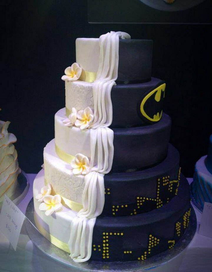 Cake Decoration For Him : 12 Wedding Cake Ideas for Him and Her