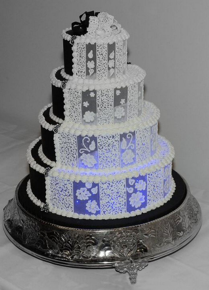 Gorgeous Wedding Cakes Best 20 Beautiful wedding cakes ideas on