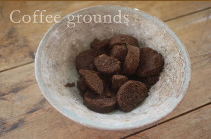 14 DIY Gardening Tips & Projects - Improve your garden soil with coffee grounds.