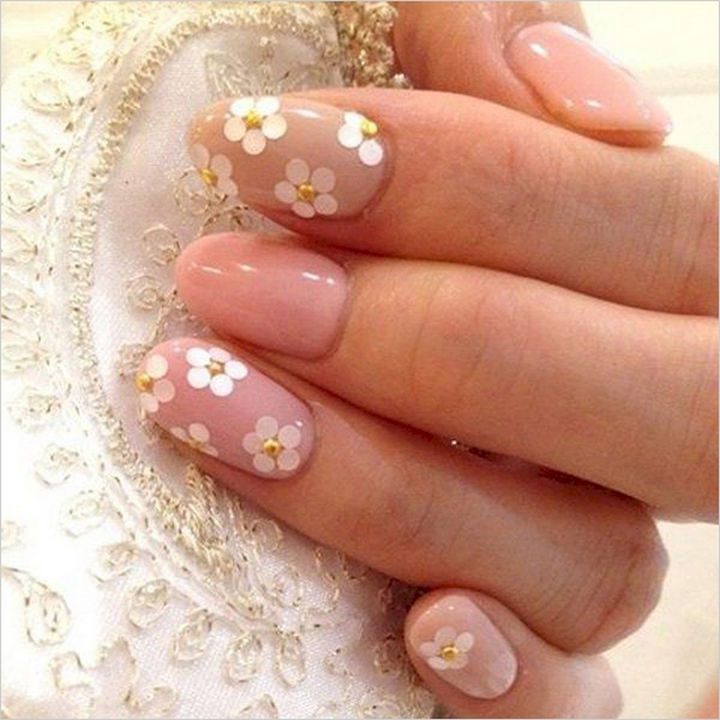 18 Wedding Nails Perfect For The Big Day