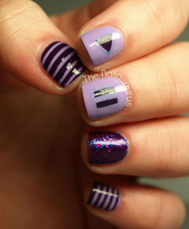 19 Purple Nails - Just press play!