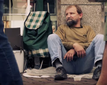 Everyone Walked by This Homeless Person. His Day Changed When 3 Students Did THIS!
