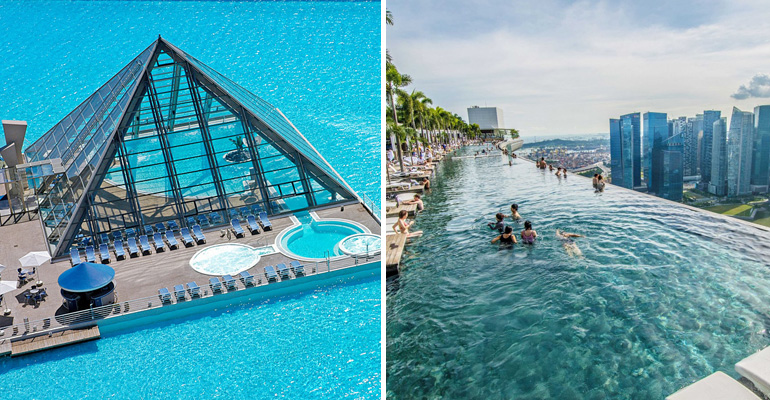 35 Swimming Pools From Around the World.