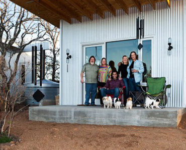 These Friends Want Their Friendships to Last Forever. So They Built Their Own Private Neighborhood!