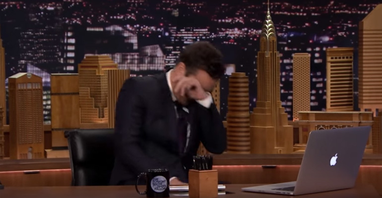 Jimmy Fallon Recalls Time He Played Ping-Pong with Prince.
