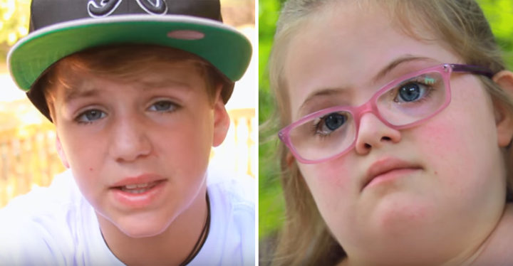 MattyB True Colors Cover is Dedicated to His Sister.