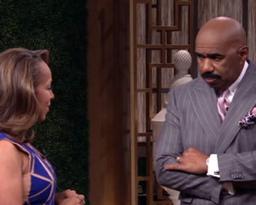 Steve Harvey Invites His Wife to Appear on His Show. When He Tells Her THIS, She Breaks Down.