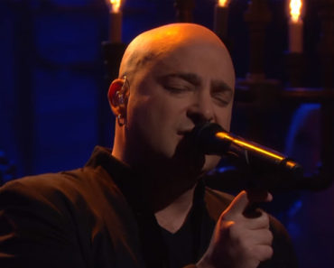 The Sound Of Silence Cover by Disturbed on Conan.