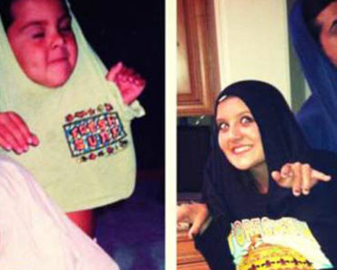 11 Then and Now Photos That Will Have You Laughing. #3 Is Too Cute!