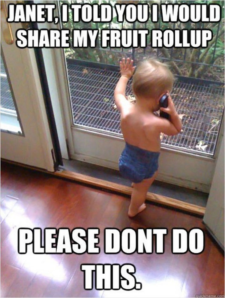 23 Funny Baby Memes That Are Adorably Cute - Sharing is caring.