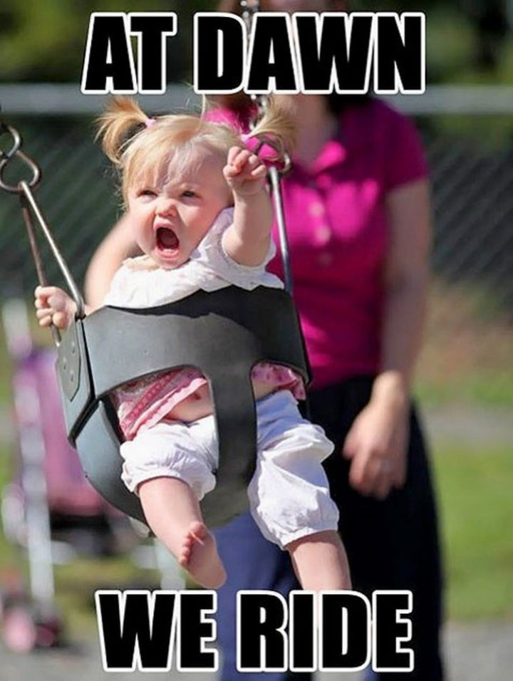 23 Funny Baby Memes That Are Adorably Cute - Let's do this!
