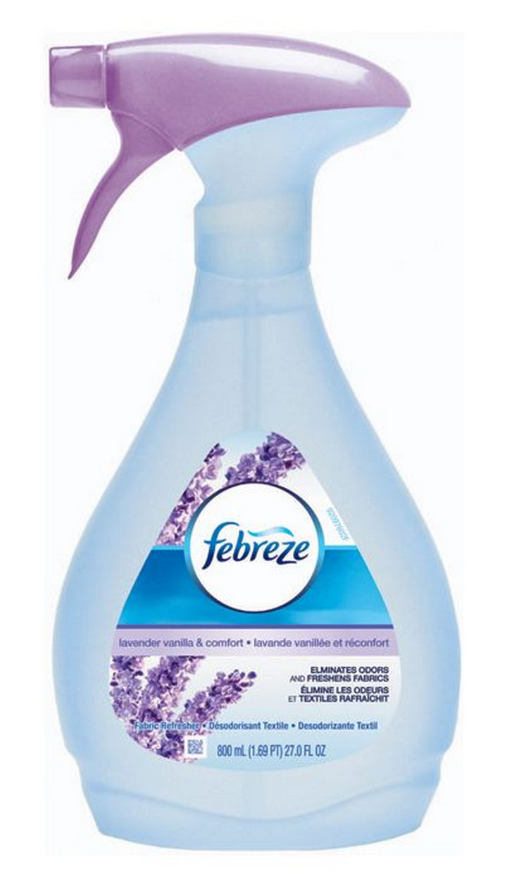Homemade Febreze Recipe - Febreze is great for neutralizing odors but before you know it, you need to stock up again and it can get expensive!