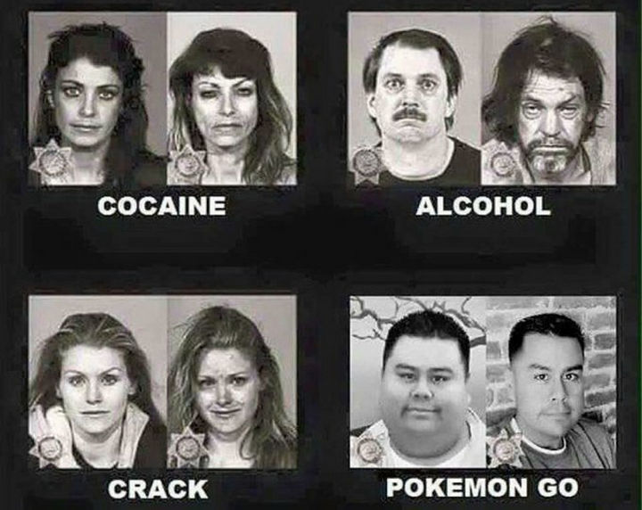 30 Hilarious Pokémon Go Memes Only Pokemon Go Fans Will Understand - When people tell you you're addicted to Pokemon Go like it's a bad thing.